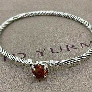 David Yurman Chatelaine Citrine Bracelet